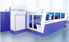 TRUNMPF-CO2高速レーザ加工機